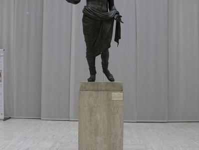 Statue de bronze de Septime Sévère